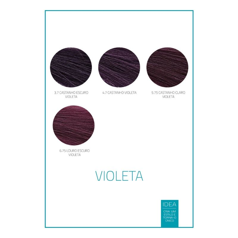 CREME COLORANTE IDEA VIOLETA